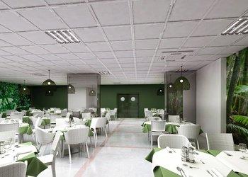 Restaurante Buffet Apartamentos Magic Atrium Beach