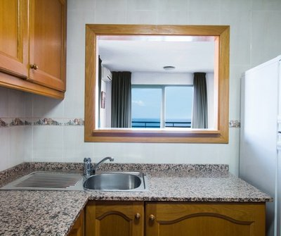 Atico Vista al Mar 2/4 Apartamentos Magic Atrium Beach
