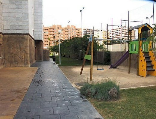 Zona infantil Apartamentos Magic Atrium Beach
