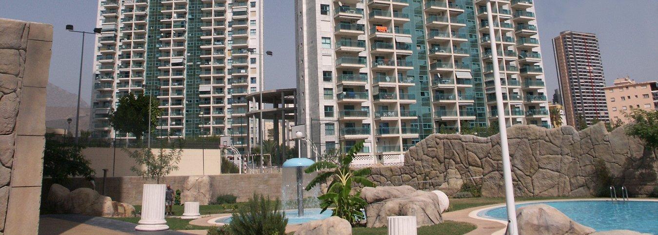 - Apartamentos Magic Atrium Beach