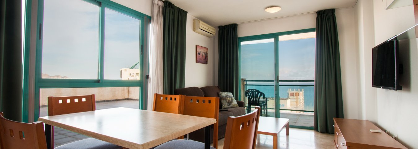 - Apartamentos Magic Atrium Beach